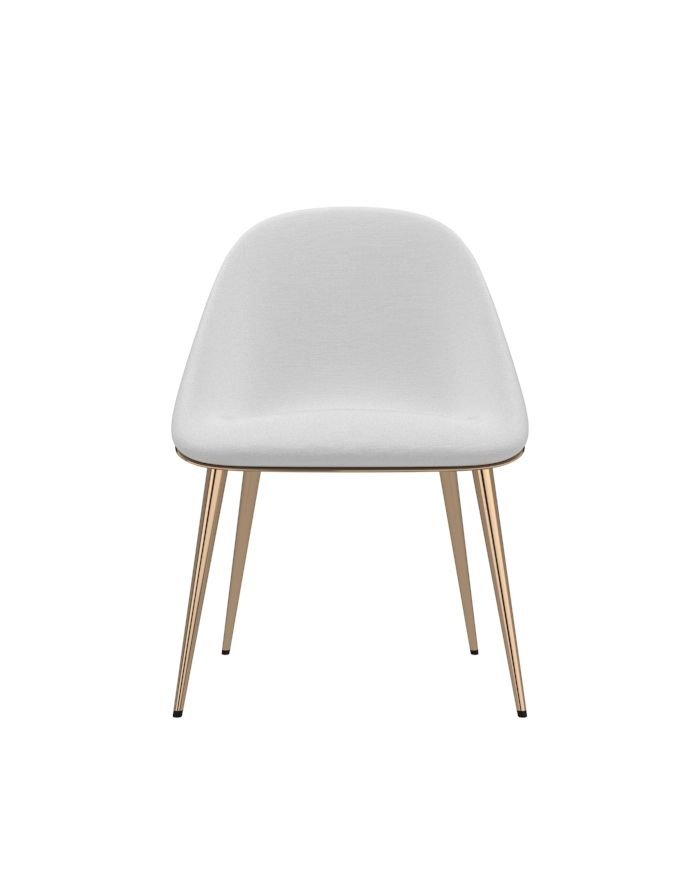Isabel Chair Gold Wood